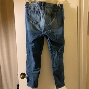 torrid Jeans - Torrid extra tall girlfriend jeans